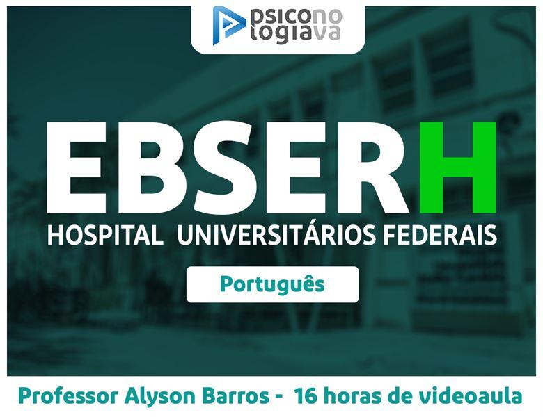 [EBSERH – Português]
