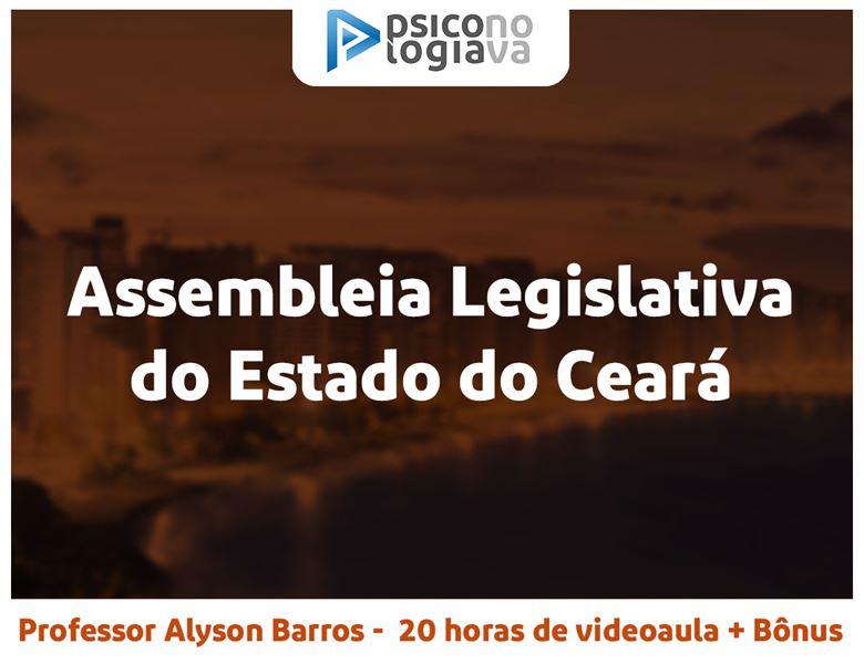 [ALECE Assembleia do Ceará]