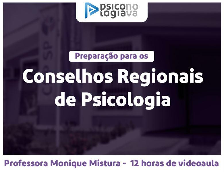 [Conselhos Regionais de Psicologia CRPs]