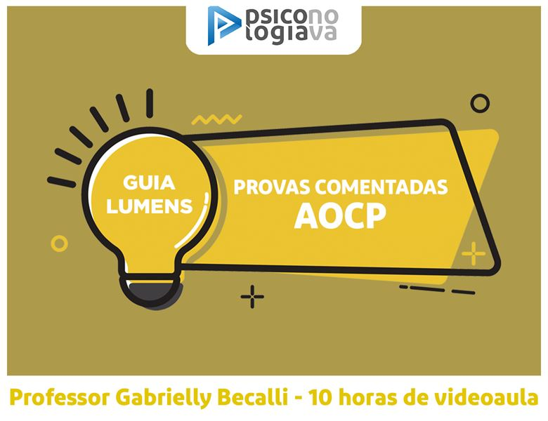 [GUIA LUMENS Instituto AOCP]