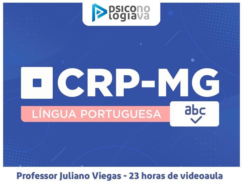 [CRP-MG - Isolado de Português Conselho Regional Minas]